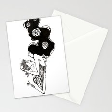 after that long kiss I near lost my breath Stationery Cards