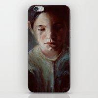 Untitled (dear God) iPhone & iPod Skin