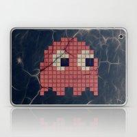 Pac-Man Pink Ghost Laptop & iPad Skin