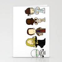 Hitchhikers Guide Stationery Cards