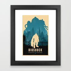 Bioshock 2 Framed Art Print