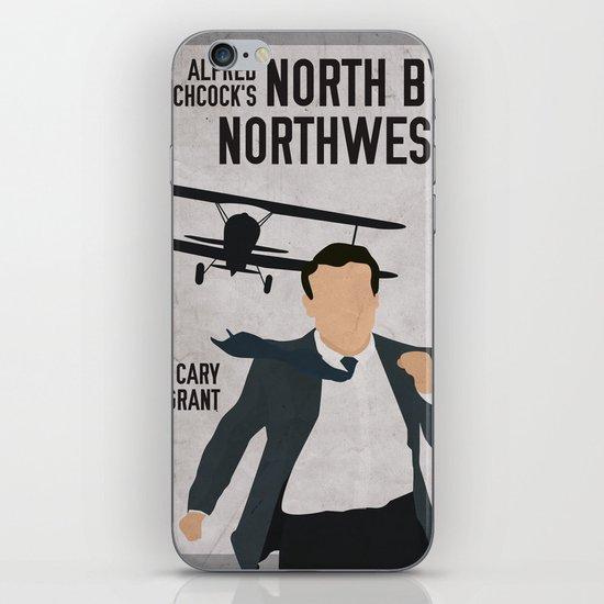 North By Northwest iPhone & iPod Skin