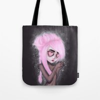 eyes and heart all empty Tote Bag