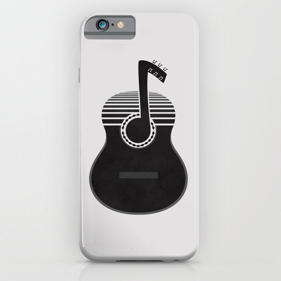Classical Notes iPhone & iPod Case