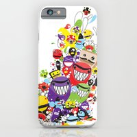 iPhone & iPod Case featuring From Down Under by Jason Angeles