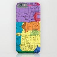 old city iPhone 6 Slim Case
