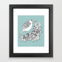 Bird II Framed Art Print