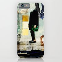iPhone & iPod Case featuring Mr.Suit by Olga Whass