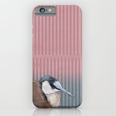 Bird with Stripes iPhone 6 Slim Case