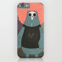 iPhone & iPod Case featuring King of the streets by Johnny Cobalto