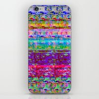 Glitch 001 iPhone & iPod Skin