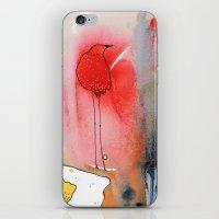 Quietude iPhone & iPod Skin
