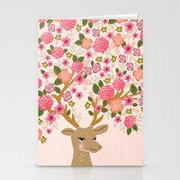 Love Deer Valentines Day… Stationery Cards