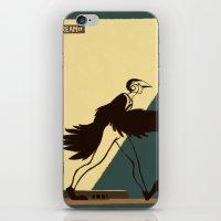 Flying Boy iPhone & iPod Skin