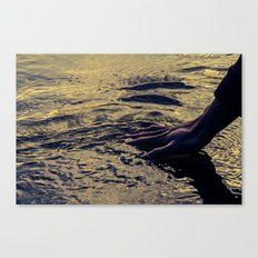 Connect  Canvas Print