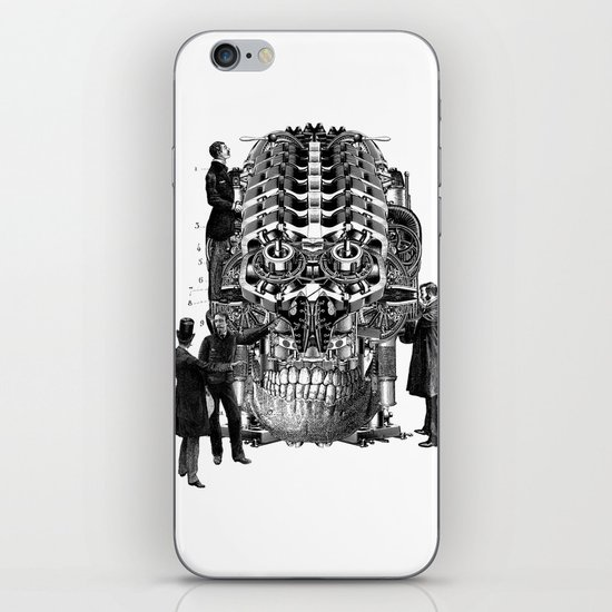 Engineers iPhone & iPod Skin