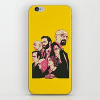 Br Ba ALT iPhone & iPod Skin