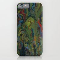 Flight of the Shaman iPhone 6 Slim Case