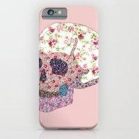 Liberty Skull iPhone 6 Slim Case