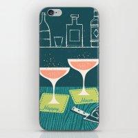 Happy Hour iPhone & iPod Skin
