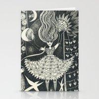 Little Goddess Stationery Cards