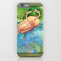 Flamingo iPhone 6 Slim Case