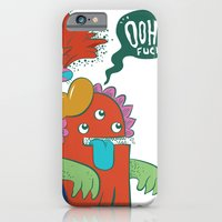 iPhone & iPod Case featuring Ooh!! fuck by Marcelo Mendes