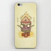 Jellyroll #9: Caos iPhone & iPod Skin