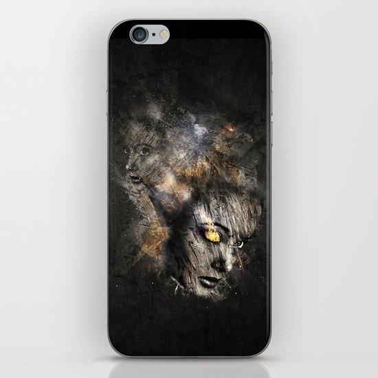 Broken Surface iPhone & iPod Skin