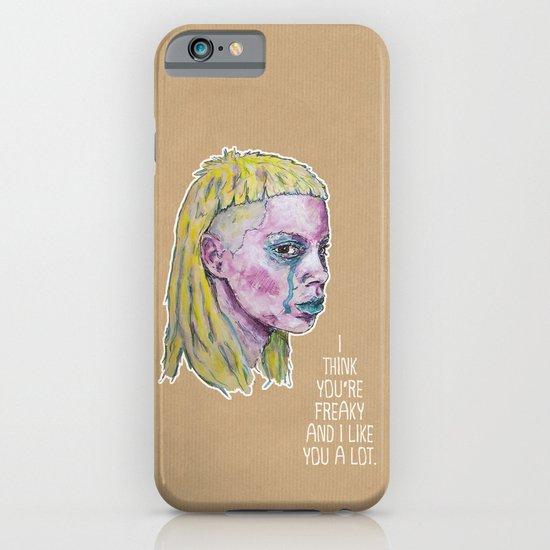 Yo-Landi Visser iPhone & iPod Case