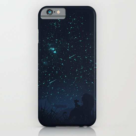 Under The Stars iPhone & iPod Case