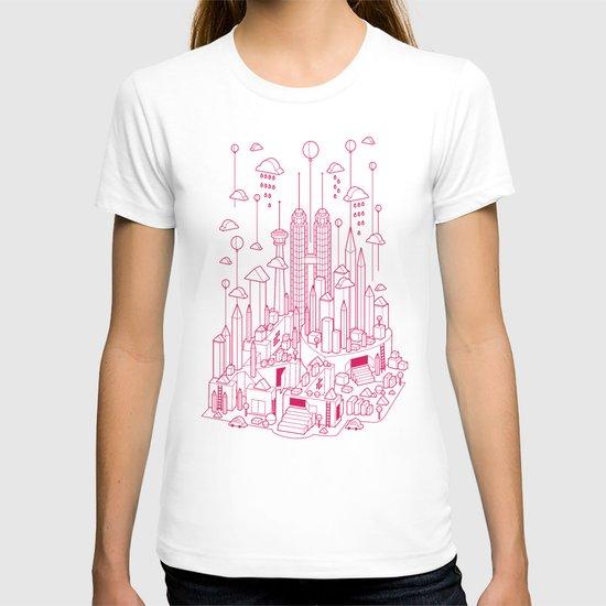 Kuala Lumpur (Red ver.) T-shirt