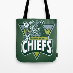 Forest Moon Chiefs - Green Tote Bag