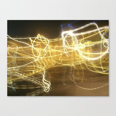 Light Photography Canvas Print