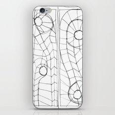Original Sketch Series - Erosion Patterning iPhone & iPod Skin