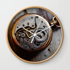 The Conductor's Timepiece - 1 Wall Clock