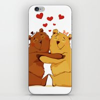 All my love is for you iPhone & iPod Skin
