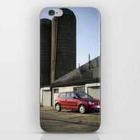 Polly The Polo iPhone & iPod Skin