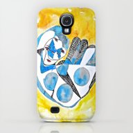 Birds In The Hand Galaxy S4 Slim Case