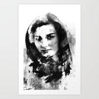 BB (Bleak Beauty) Art Print