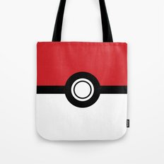 Poke Ball Tote Bag