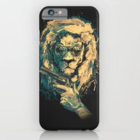 Lion Is Always Cool iPhone 6 Slim Case