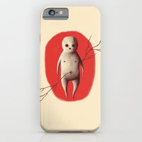 iPhone & iPod Case featuring Baby void by Jacques Marcotte