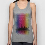 Urban Rhythm Unisex Tank Top