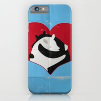 iPhone & iPod Case featuring Hugcracy by afrancesado