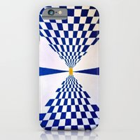 iPhone & iPod Case featuring abstract art by takingachancexo