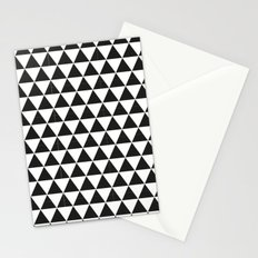 How many triangles? Stationery Cards