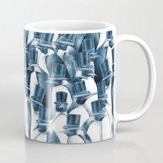 A Gathering of Gentlemen (square format) Mug