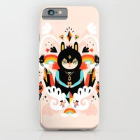 Rainbow Queen iPhone 6 Slim Case