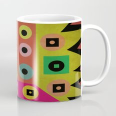 mixed shapes Mug